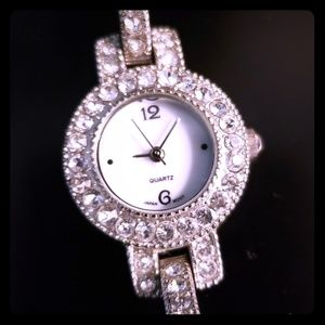 Fashion crystal women's watch, bundle and save!